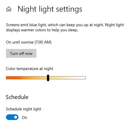Nlight Light