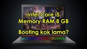 Mempercepat laptop dengan mengganti HDD ke SSD