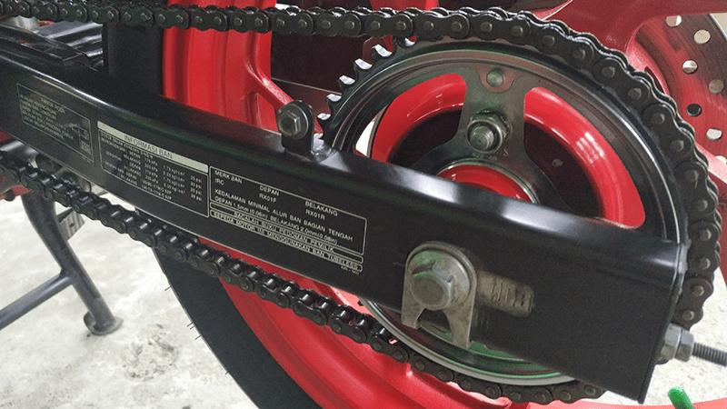 Gearset Murah Terbaik Untuk CB150R