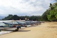 Perahu Wisata di Prigi