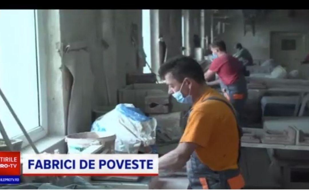Reportaj ProTV despre Teracota Medias