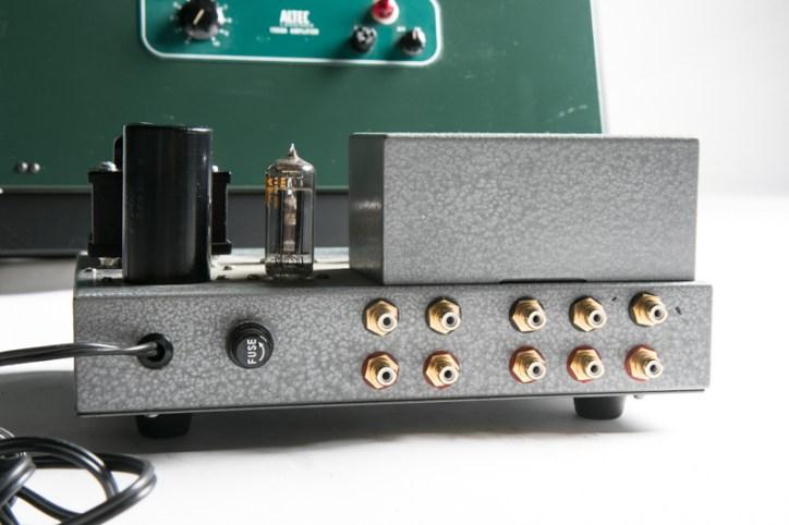 ALTEC 15095 Western Electric 408A 412A Line pre- main amplifier-4
