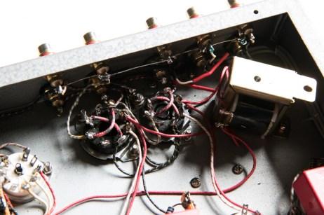 ALTEC 15095 Western Electric 408A 412A Line pre- main amplifier-7