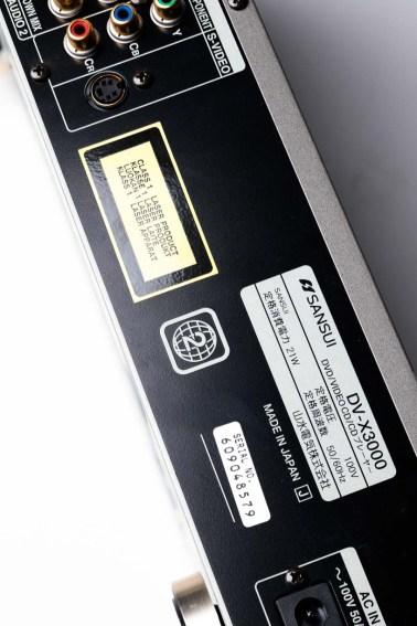 SANSUI DV-X3000-1091