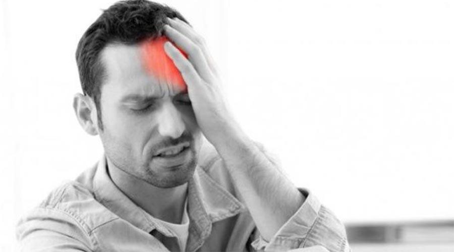 sakit kepala sebelah kanan