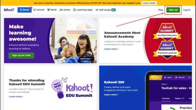 Cara Mudah Menggunakan Kahoot