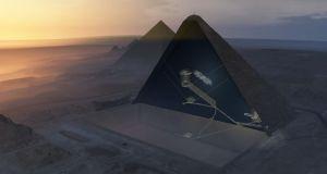 Misteri Piramida Hitam