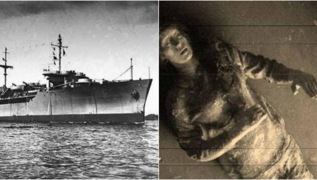 Misteri SS Ourang Medan