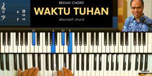 Chord tutorial Waktu Tuhan