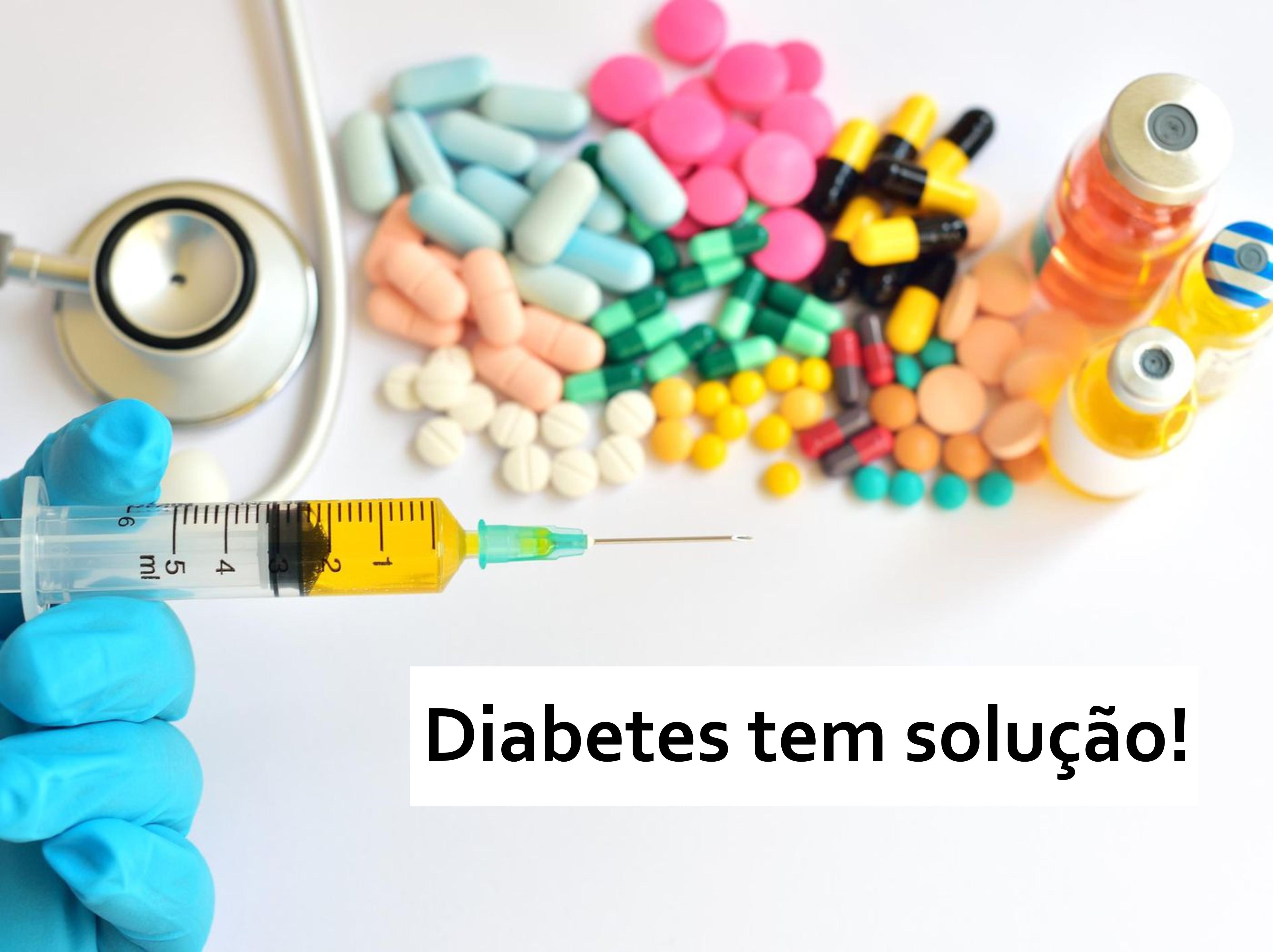 diabetes tem solucao white