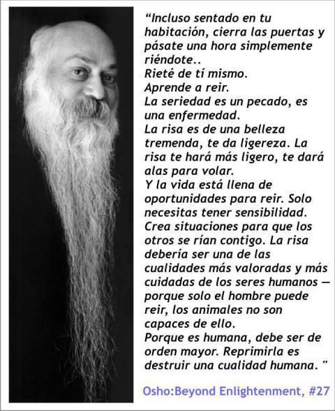 Osho Terapia Gestalt Madrid