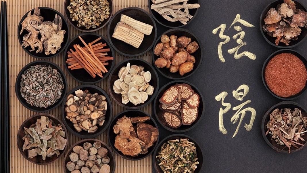 Dietética chinesa