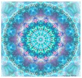 Mandala azul_dra Denise Mercer