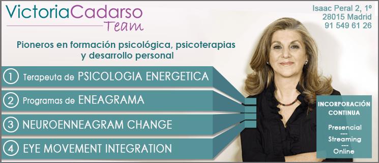 Formacion en psicologia energetica, eneagrama y emi