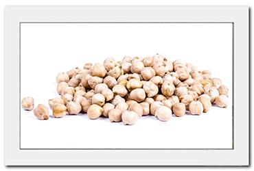 Sustituye la harina de trigo por la de garbanzos