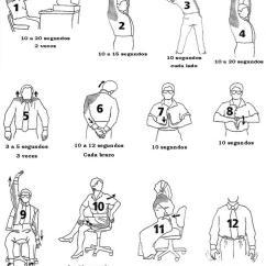 Ergonomic Yoga Chair Office Computer Chairs Remedios Naturales Para El Dolor De Cuello, Hombros Y Cervicales - Terapias Vigo