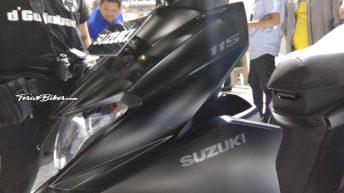 Gallery Suzuki NEX II -21- Terasbiker.com
