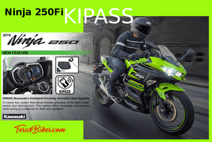 Kawasaki Ninja 250fi Keyless Abs 2019 Ready For Order Bosque