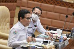 Di DPR, Mendes PDTT Menteri Paparkan Program Prioritas Pembangunan Desa