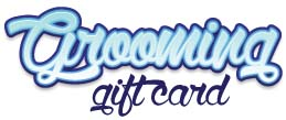 Grooming Gift Cards