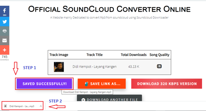 Download Lagu SoundCloud Melalui Klickaud (4)