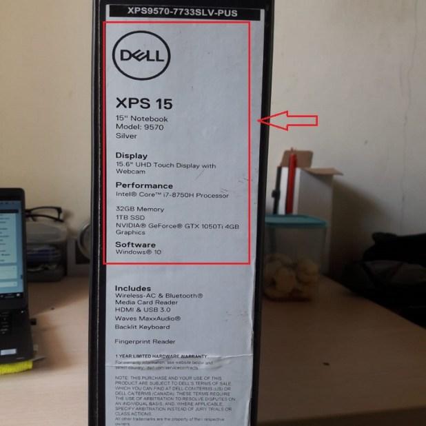 cara melihat tipe laptop (1)
