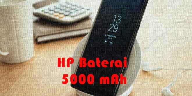 HP Baterai 5000 mAh