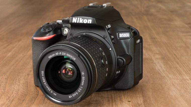 Kamera Untuk Pemula - Nikon D5600