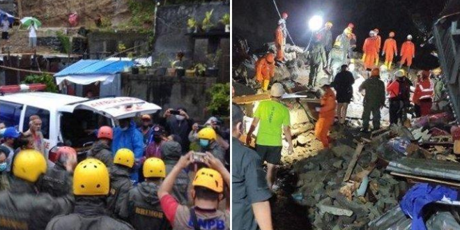 Duka di Manado Saat Banjir Sampai Tanah Longsor Memakan Korban Jiwa