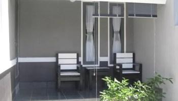 Model Furniture Untuk Teras Rumah Model Minimalis