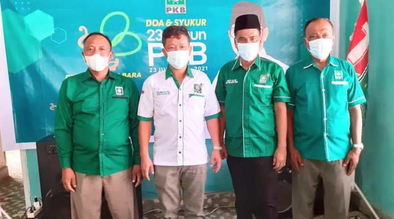Santuni Anak Yatim dan Dhuafa, PKB Batu Bara Siapkan Kader Untuk Eksekutif dan Legislatif 2024