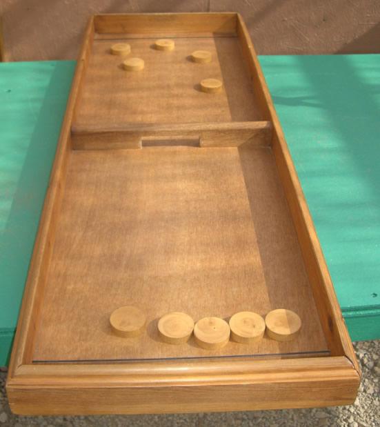 Jeux traditionnels anciens en bois destaminet  Parc de loisirs Teraventure