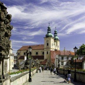 Most św. Jana w Kłodzku.