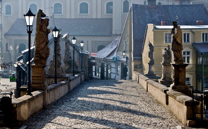 Najstarszy kamienny polski most jest w Kłodzku