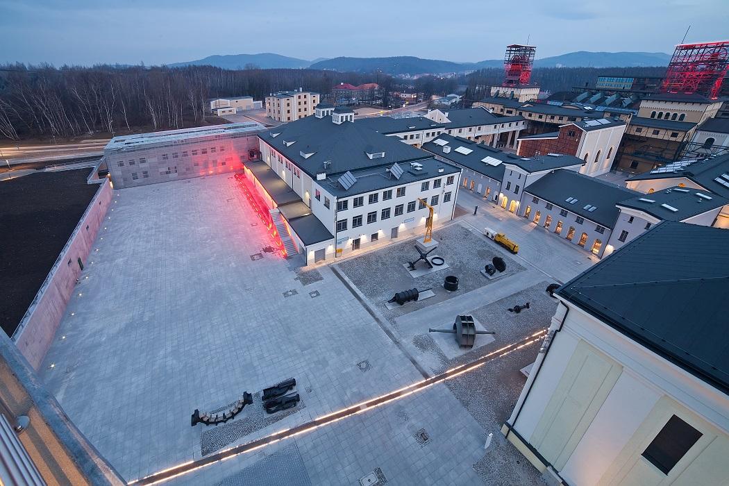 Dwa projekty Starej Kopalni w Wałbrzychu z dofinansowaniem