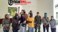 51 Kepala Keluarga Warga Desa S-2 Aek Nabara Bilah Hulu Menerima Bantuan Langsung Tunai