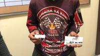 Satresnarkoba Polres Mura Ringkus AS Bersama 2 Paket Sabu