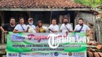 SMSI Sampang Berikan Bantuan Pada Nenek Mardinep Warga Sejati
