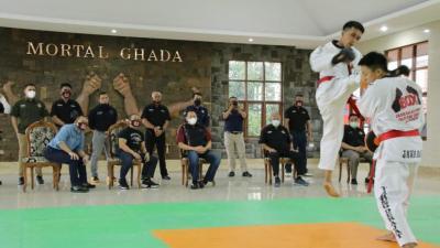 Bamsoet Diminta Jadi Ketua Umum PBKeluarga Olahraga Tarung Derajat