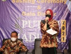 Ini Kata Wakil Ketua TP PKK Sampang Kepada 40 Finalis Puteri Madura 2021