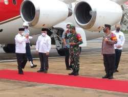 Terima Kunjungan Wapres RI, Polda Kalteng Siagakan 104 Personel di Bandara Tjilik Riwut