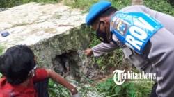 4 Hari Menghilang, Nenek 75 Tahun Tewas Dalam Gorong Gorong,Nonggunong Sumenep