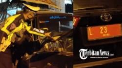 Kecelakaan di Sampang, Plat Merah Diduga Bodong Yang Dikemudikan Ketua Bawaslu Jatim Belum Terungkap