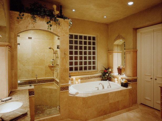 Master Bath Remodel  Town & Country, Mo  Terbrock