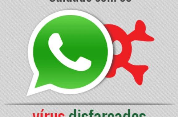 Todo cuidado é pouco no WhatsApp  Nova safra de vírus pode