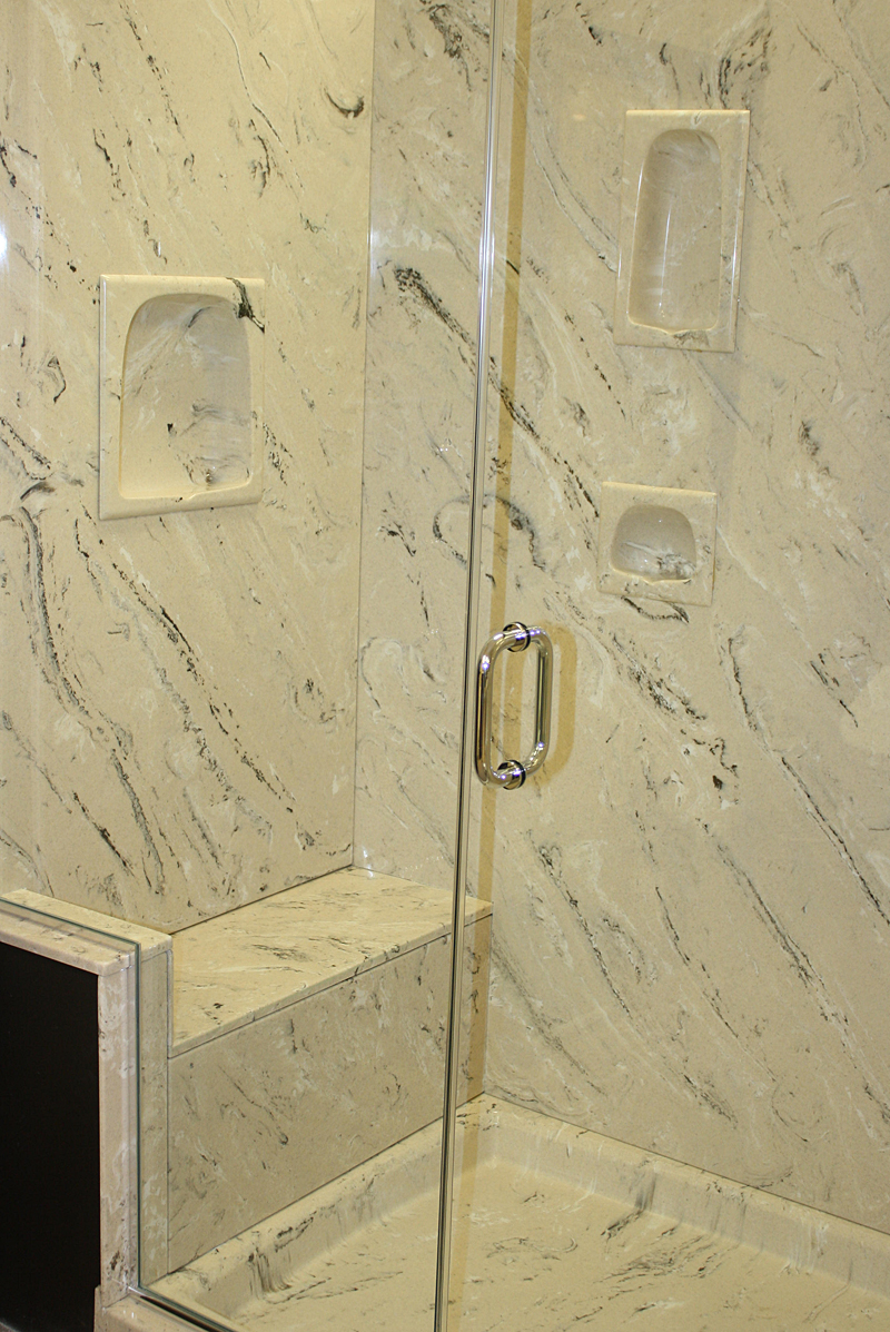 Flexstone Shower : flexstone, shower, Shower, Packages, Taylor:, Tere-Stone®