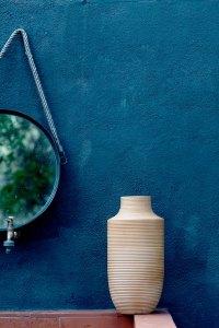 Reformas en Alicante de Pintura pared de color azul
