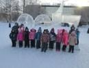 Зима - время забав для детей