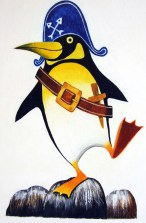Penguin Front