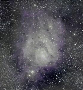 Lagoon Nebula RGB Hyperstar Tanner Street Observatory